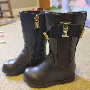 Michael Kors Emma Valley Toddler Boots